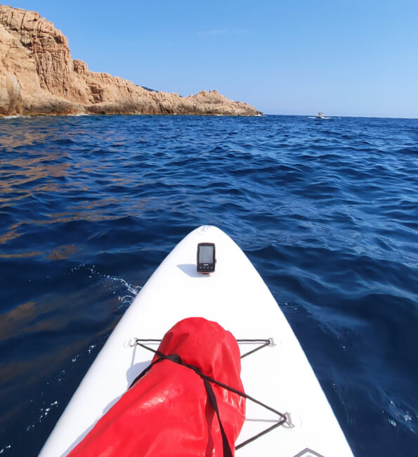 GPS per a Paddle Surf
